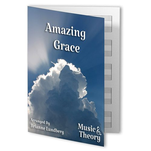Amazing Grace Piano Sheet Music