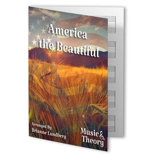 America the Beautiful Piano Sheet Music