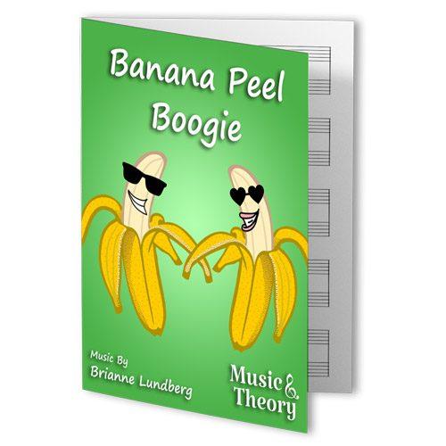 Banana Peel Boogie Piano Sheet Music