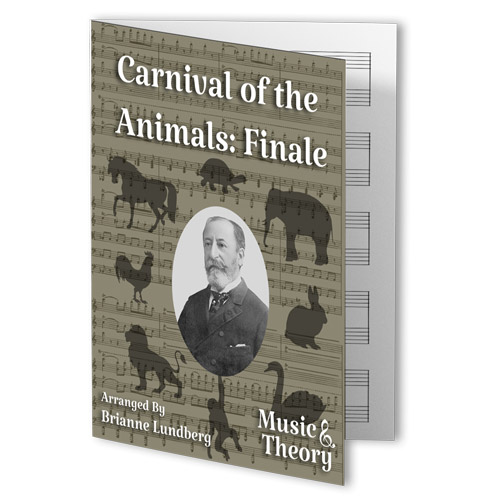 Carnival of the Animals Finale (Beginner)