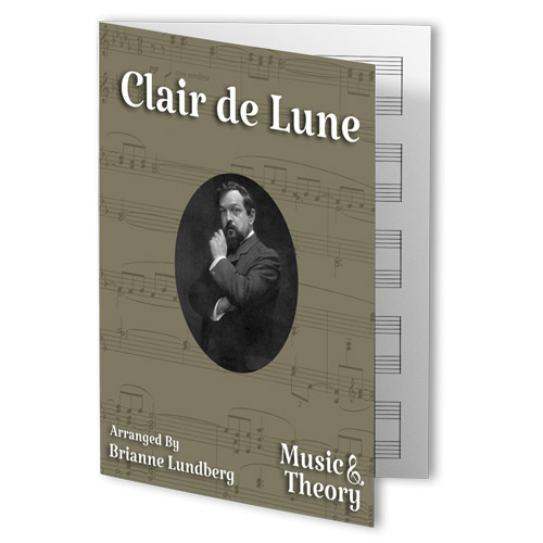 Clair de Lune (Simplified)