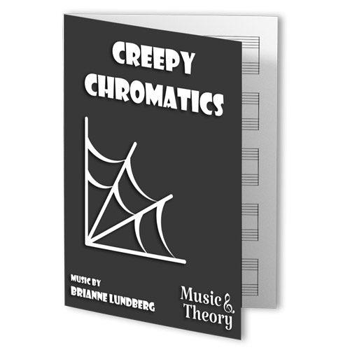 Creepy Chromatics Piano Sheet Music