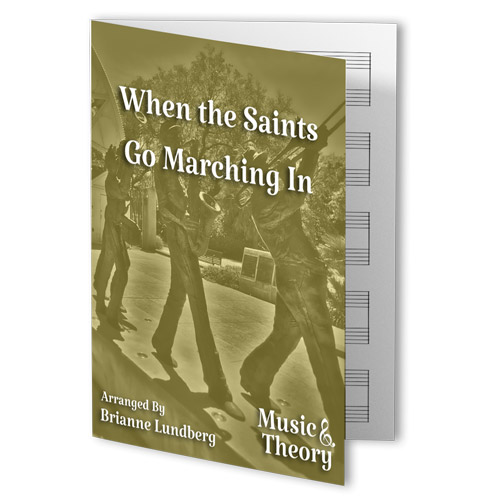 When the Saints Go Marching In Piano Sheet Music