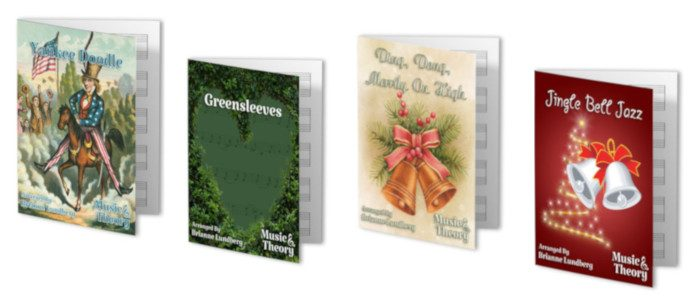 New Christmas Sheet Music and More