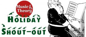 Holiday Shout-Out!
