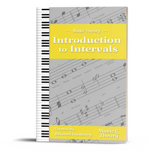 Intervals: An Introduction Packet