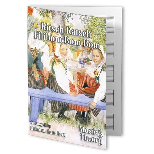 Ritsch Ratsch Filibom Bom Bom (Swedish Folk Song)