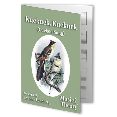 Kuckuck, Kuckuck (German Cuckoo Song)