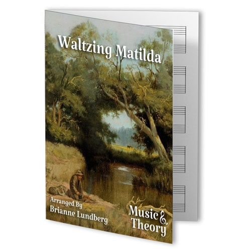 Waltzing Matilda (Beginner)
