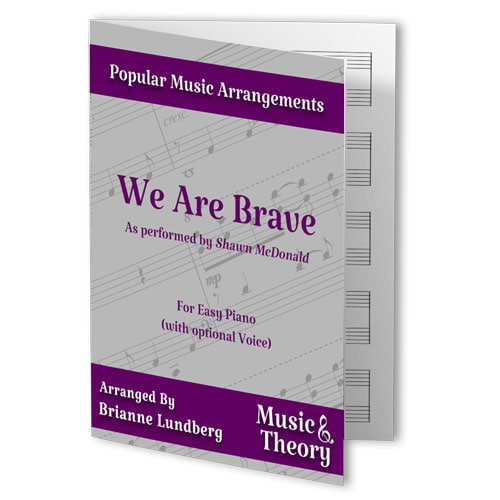 We Are Brave (Shawn McDonald)