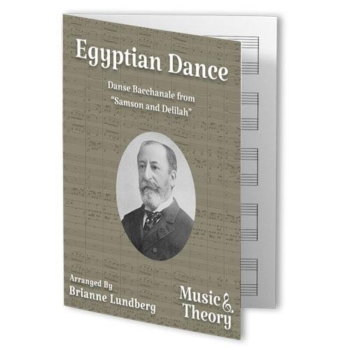 Egyptian Dance (Danse Bacchanale from Samson and Delilah)