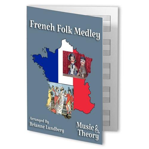 French Folk Medley