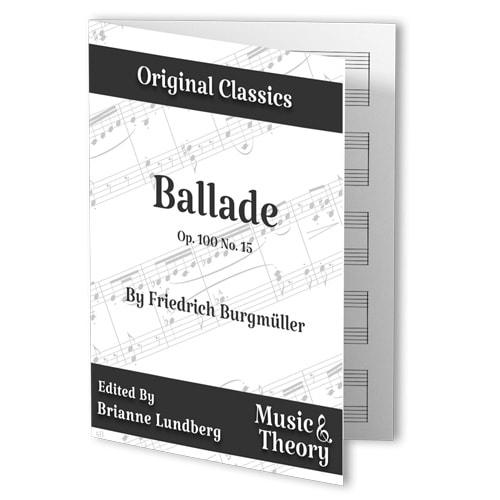 Ballade (Burgmüller)