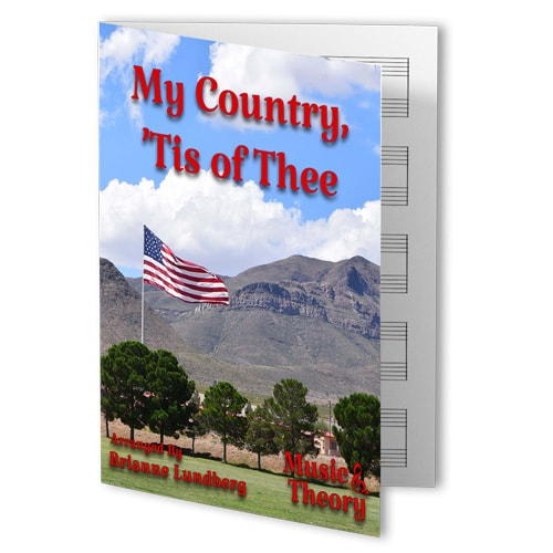 My Country, 'Tis of Thee (Beginner)