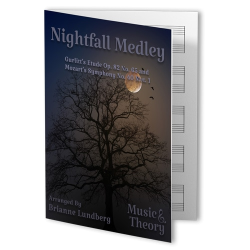 Nightfall Medley (Gurlitt and Mozart)