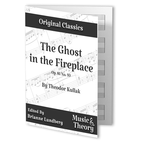 The Ghost in the Fireplace (Kullak)