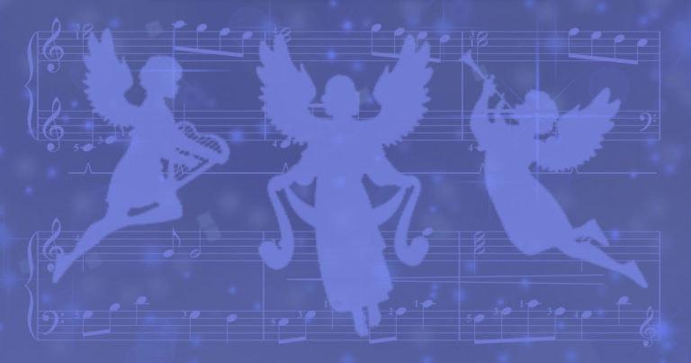 Angels We Have Heard On High Sheet Music Intermediate Piano