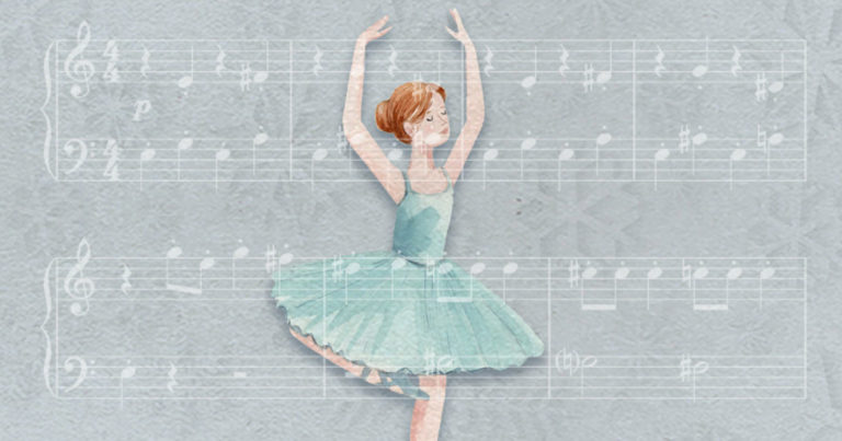 Dance of the Sugar Plum Fairy for Early Beginner Piano